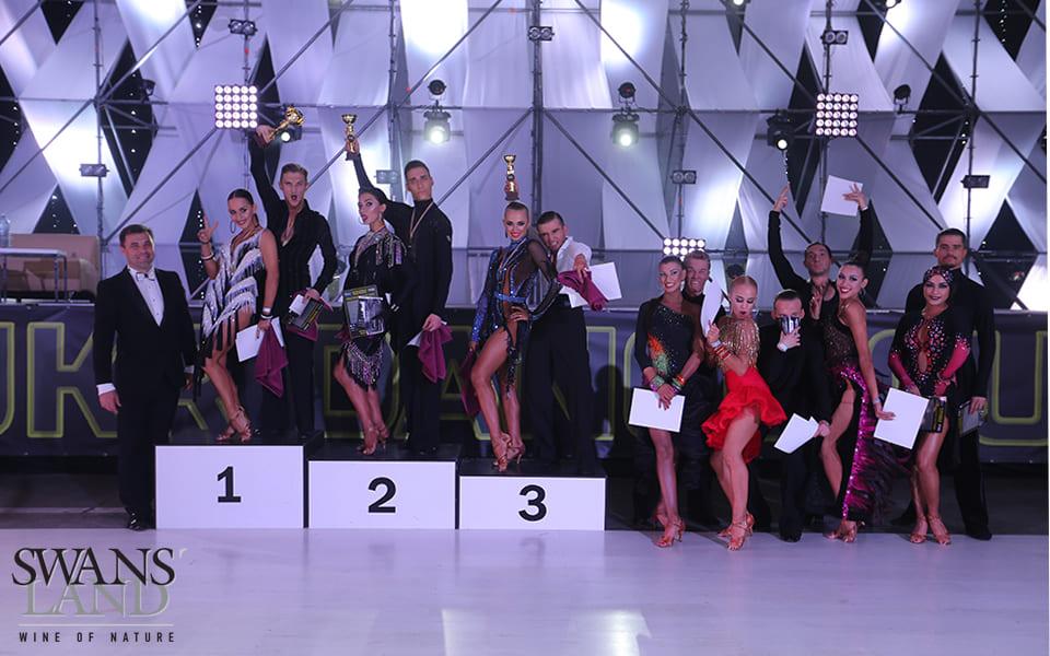 UKR DANCE CUP 2017: ИЗЯЩЕСТВО И СИЛА